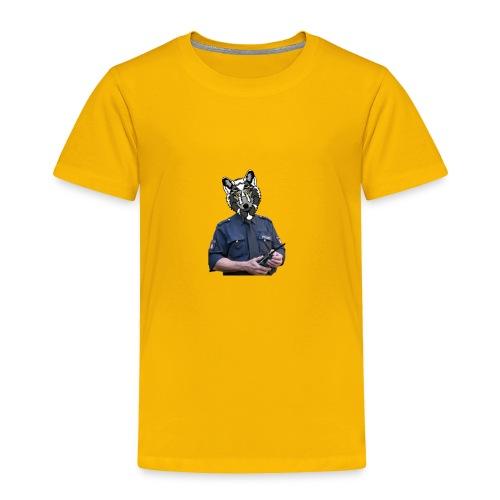 wolf police - Toddler Premium T-Shirt