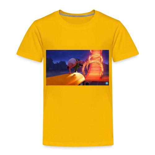 Mr krupp / aptain underpants dresssed - Toddler Premium T-Shirt