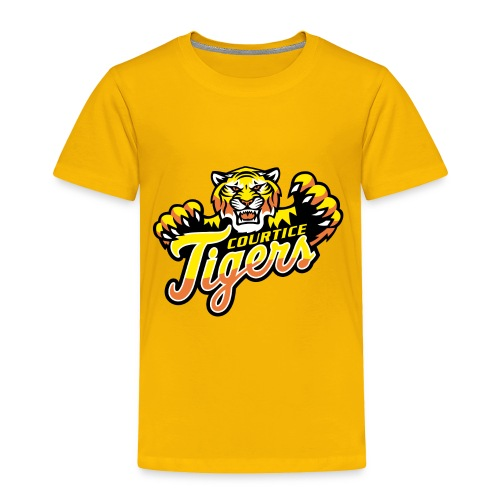 Courtice FINAL - Toddler Premium T-Shirt
