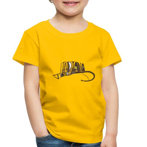 Wear The Hat - Toddler Premium T-Shirt