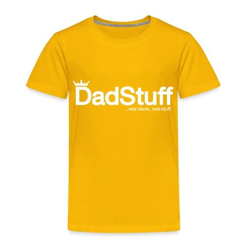 DadStuff Full View - Toddler Premium T-Shirt