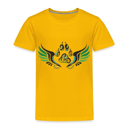 Summer Design - Toddler Premium T-Shirt