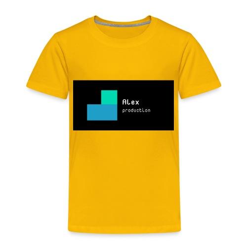 Alex production - Toddler Premium T-Shirt