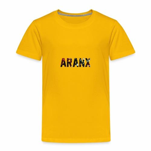 Aranx Logo - Toddler Premium T-Shirt