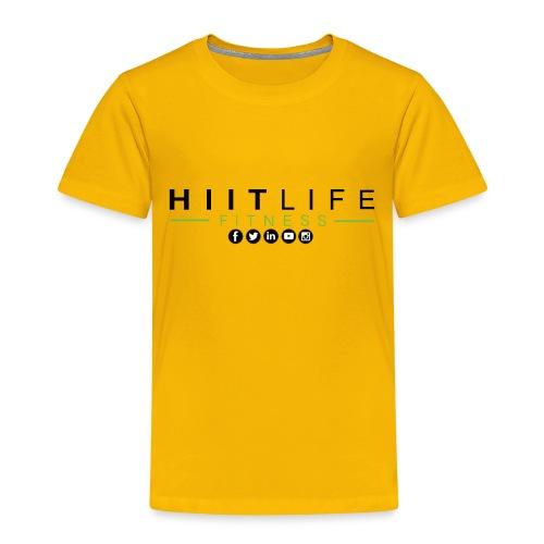 HLFLogosocial - Toddler Premium T-Shirt