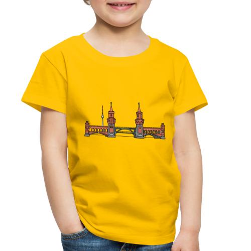 Oberbaum Bridge Berlin - Toddler Premium T-Shirt