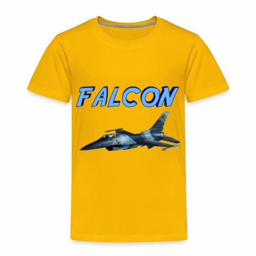 F-16 Fighting Falcon - Toddler Premium T-Shirt