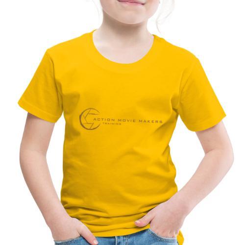 AMMT Logo Modern Look - Toddler Premium T-Shirt