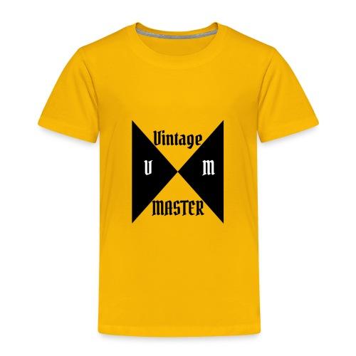 Vintage master - Toddler Premium T-Shirt