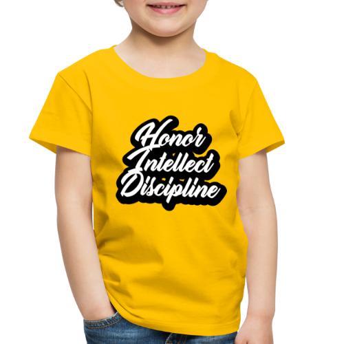 H.I.D - Toddler Premium T-Shirt