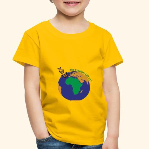 The CG137 logo - Toddler Premium T-Shirt