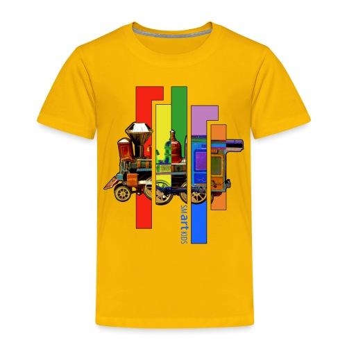 smARTkids - Coco Locomofo - Toddler Premium T-Shirt