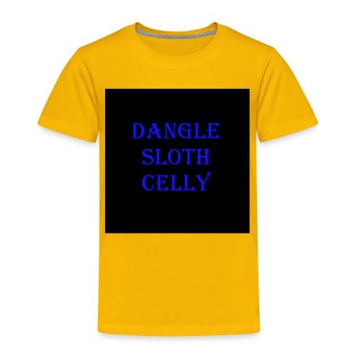 danglesloth - Toddler Premium T-Shirt