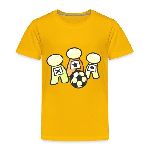 Logo without text - Toddler Premium T-Shirt