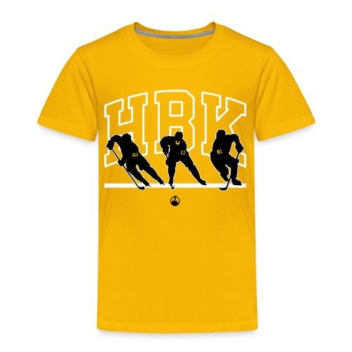 gold - Toddler Premium T-Shirt