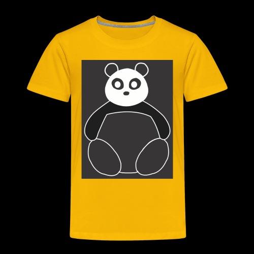 Fat Panda - Toddler Premium T-Shirt