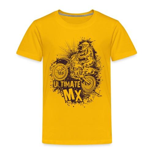 Ultimate FMX Grunge - Toddler Premium T-Shirt