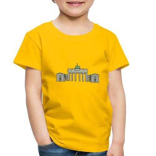 Brandenburg Gate Berlin - Toddler Premium T-Shirt