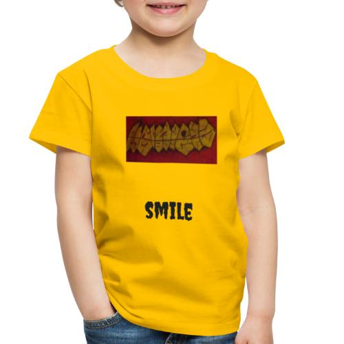 Smile S.J. Art - Toddler Premium T-Shirt