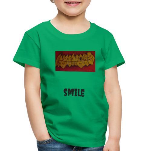 Smile S.J. Art - Toddler Premium T-Shirt