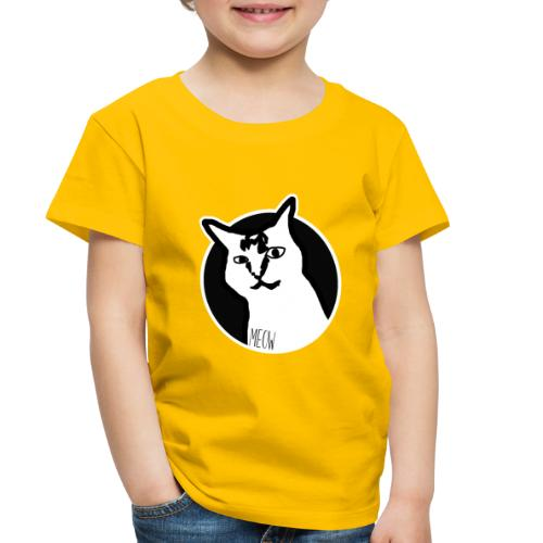CAT MEOW - Toddler Premium T-Shirt