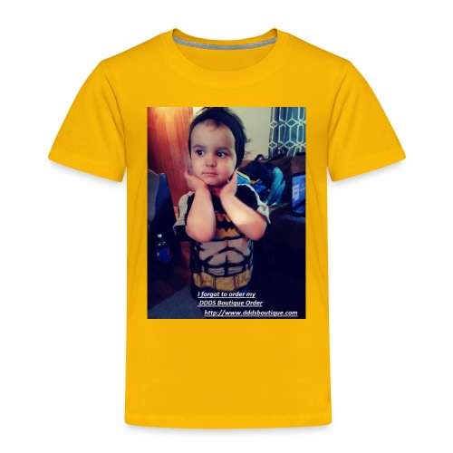 DDDs Boutique Merch - Toddler Premium T-Shirt