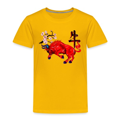 The Red Ox - Toddler Premium T-Shirt