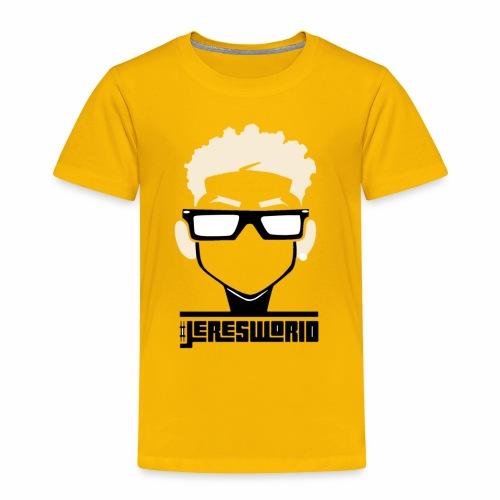 JeresWorld Custom Logo - Toddler Premium T-Shirt