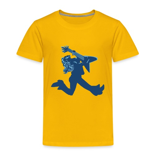 iROCK - Toddler Premium T-Shirt