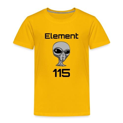 Element 115 - Toddler Premium T-Shirt