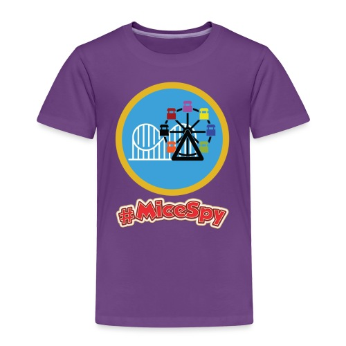 Paradise Pier Explorer Badge - Toddler Premium T-Shirt