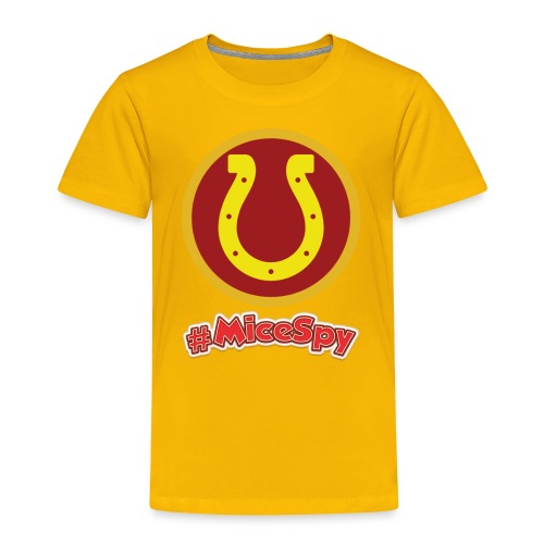 Golden Horseshoe Explorer Badge - Toddler Premium T-Shirt