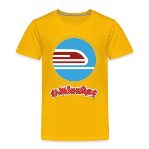 Monorail Explorer Badge - Toddler Premium T-Shirt