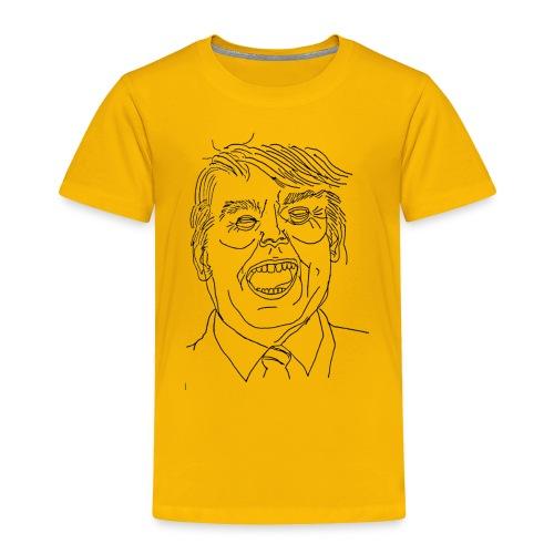 Trump - Toddler Premium T-Shirt