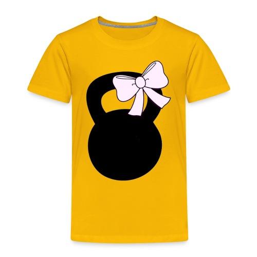 Kettlebow - Toddler Premium T-Shirt