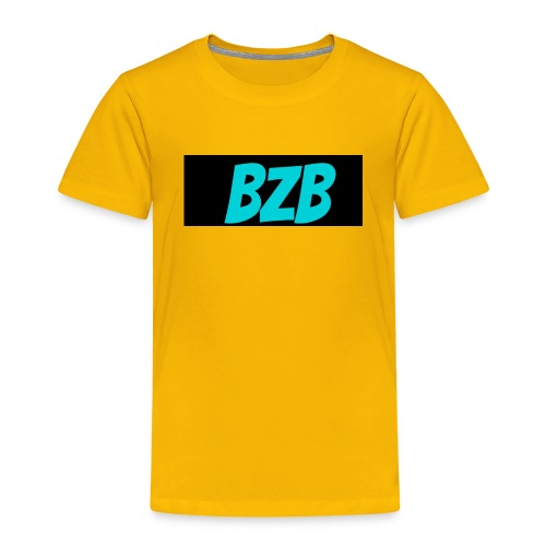 bzb short for BreZeeyBre - Toddler Premium T-Shirt