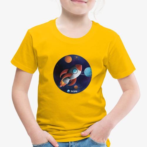 Solar System Scope : Little Space Explorer - Toddler Premium T-Shirt