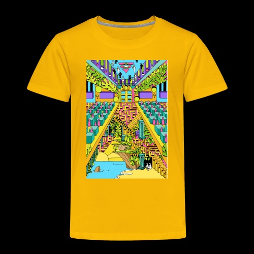 DMT Trip - Toddler Premium T-Shirt