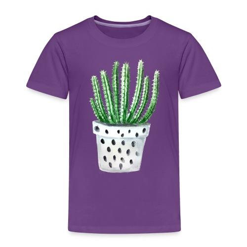 Cactus - Toddler Premium T-Shirt