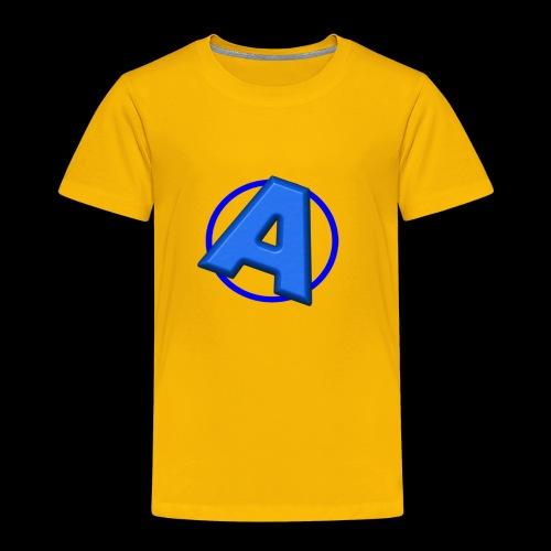 Awesomegamer Logo - Toddler Premium T-Shirt