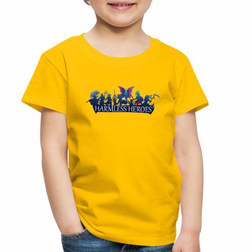 Just the logo - Toddler Premium T-Shirt