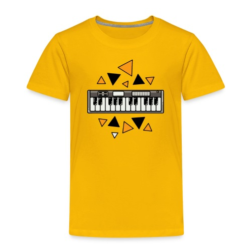 keyboard tone - Toddler Premium T-Shirt