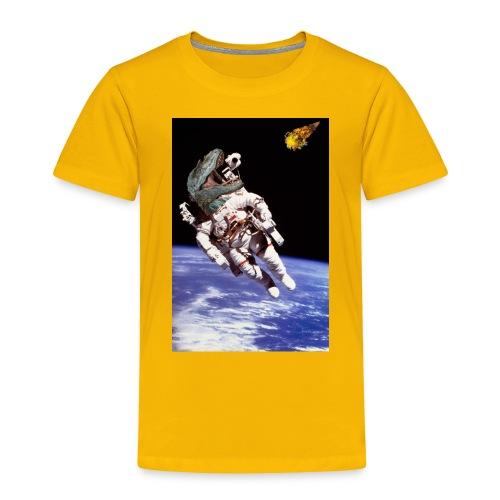 how dinos died - Toddler Premium T-Shirt
