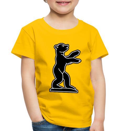Berlin bear - Toddler Premium T-Shirt