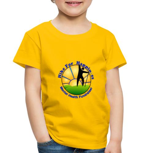 Hike Tops & Buttons - Toddler Premium T-Shirt