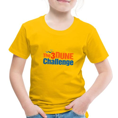 The 3 Dune Challenge | Color - Toddler Premium T-Shirt
