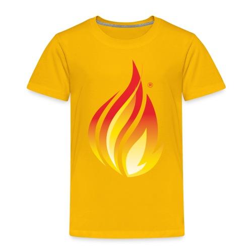HL7 FHIR Flame Logo - Toddler Premium T-Shirt