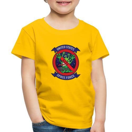 United States Space Force U.S.S.F. - Toddler Premium T-Shirt