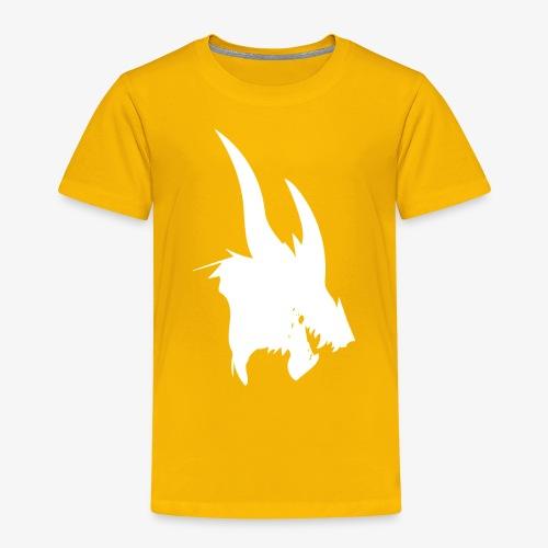 dragon sil - Toddler Premium T-Shirt