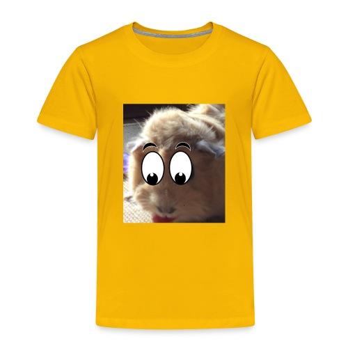 Googly eyed didi - Toddler Premium T-Shirt